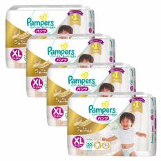 Wholesale Pampers Premium Silk Pant Xl30S X 4 Packs 12 22Kg Japan Version