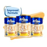 Friso Gold 3 Growing Up Milk 1 8Kg X 3 Tins Best Price