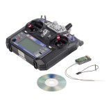 Discount Fs I6 2 4G 6Ch Afhds Rc Transmitter With Fs Ia6 Receiver For Airplane Heli Uav Multicopter Drone Intl