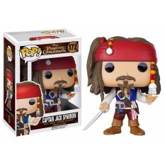 Funko POP! Disney: Pirates - #172  Jack Sparrow