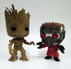 Low Price Funko Pop Galaxy Guard Trees Grout Groot Star 47 Boxed Hand Made Ornaments Toys Intl