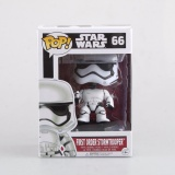 Funko Pop The Force Awakens :stormtrooper Model Garage Kit Q Edition Doll Intl Funko Pop Cheap On China