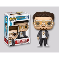 Compare Price Funko Pop The Man Who Came Back Tony Stark Model Garage Kit Q Edition Doll Intl Funko Pop On China