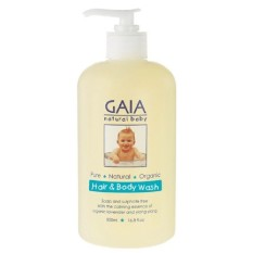 How Do I Get Gaia Hair And Body Wash 500Ml