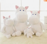 Where Can I Buy Genuine 100Cm Moomin Hippo Plush Toy Stuffed Doll Little Fertilizer Valentine Park Spring Bom Gifts For Children Intl