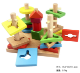 Best Deal Montessori Teaching For Men And Women Baby Matching Sets Column Early Childhood Wooden Toys