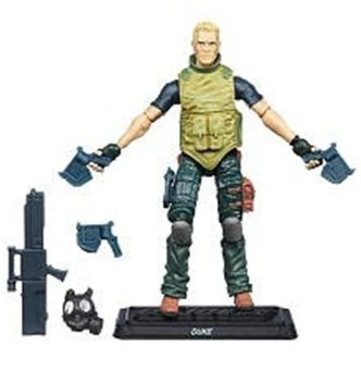 G.I. Joe 30th Anniversary 3 3/4 Inch Action Figure Duke Renegades - intl