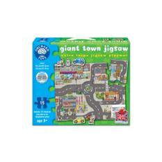 Great Deal Orchard Toys Giant Road System Giant Town Puzzle