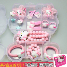 Girls Hair Accessories Set By Taobao Collection.
