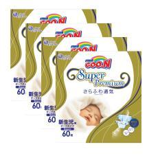 Goo N Super Premium Diapers New Born 4 Pack Deal In Stock