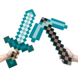 Best Price Good Service Foam Diamonds Word And Diamond Pickaxe Cool Xmas Gifts Etf Or Minecraft Intl