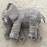 Discount Good Stuffed Animal Cushion Kids Baby Sleeping Soft Pillow Toy Cute Elephant Cotton Grey 33X40Cm Intl Hong Kong Sar China