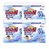 Best Goon Baby Wipes 12 X 70S