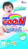 Best Buy Goo N Japanese Version Diapers L 54 X 4 Packs 9 14 Kg