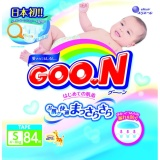 Sale Goo N Japanese Version Diapers S 84 X 1 Pack 4 8 Kg Goo N Wholesaler