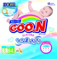 Coupon Goo N Japanese Version Diapers S 84 X 4 Packs 4 8 Kg
