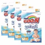 Goo N Jv Diapers M64 X 4 Packs Deal For Sale Online