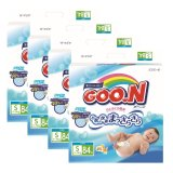 Purchase Goo N Jv Diapers S84 X 4 Packs Deal