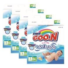 Goo N Jv Diapers S84 X 4 Packs Deal Free Shipping