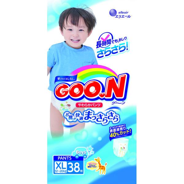 GOO.N JV Pants Boys XL 38 x 3 packs (11-17kg)