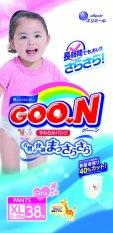 GOO.N JV Pants Girls XL 38 x 3 packs (12-20 kg)