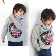 Gray Baby Boys Grils Kids Coat Tops Hoodies Jacket Sweater Outwear Online