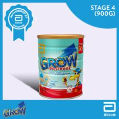 Sale Grow Preschool Stage 4 Milk Formula 900G Online Singapore