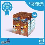 Sale Grow Ready To Drink Chocolate 4X6X180Ml Grow Online