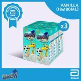 Buy Grow Ready To Drink Vanilla 3X6X180Ml Online Singapore