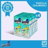 Low Price Grow Ready To Drink Vanilla 4X6X180Ml