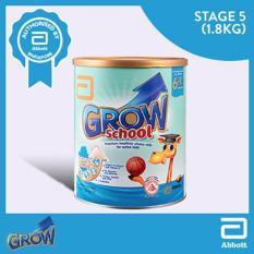 Promo Grow Sch**l Stage 5 Milk Formula 1 8Kg