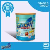 Sale Grow Sch**l Stage 5 Milk Formula 900G Singapore
