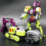 Best Offer Gt Transparent Transforming Toys Jingang