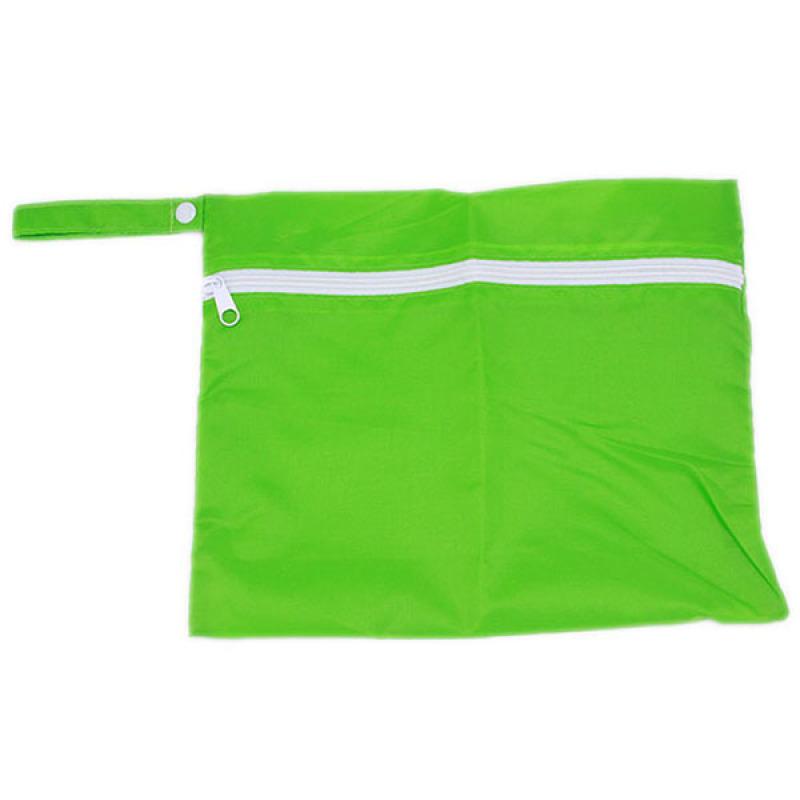 Hang-Qiao Stroller Packing Organizer Bag (Green) - Intl Singapore