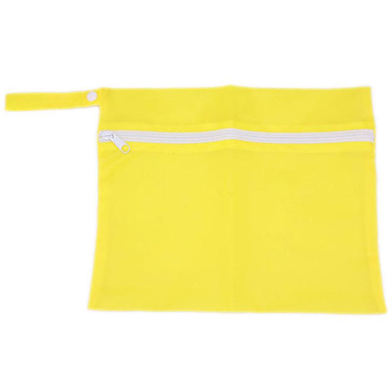 Hang-Qiao Stroller Packing Organizer Bag (Yellow) - Intl Singapore
