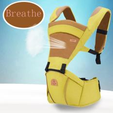 Low Price Haotom Breathable Multifunctional Front Facing Baby Carrier Infant Comfortable Sling Backpack Pouch Wrap Baby Kangaroo Green