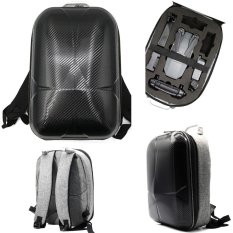 Best Price Hard Shell Carrying Backpack Bag Case Waterproof Anti Shock For Dji Mavic Pro Black Intl