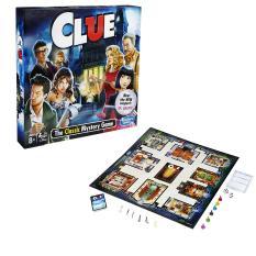 Buying Hasbro Clue Game