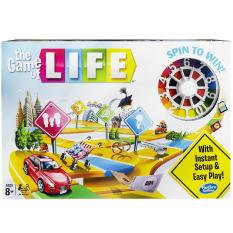 Sale Hasbro The Game Of Life Game