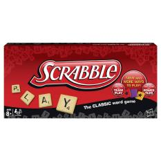 Buy Hasbro Classic Scrabble Crossword Game Hasbro Online