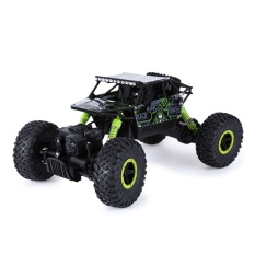Promo Hb P1802 2 4Ghz 1 18 Scale Rc 4 Wheel Drive Rock Crawler Toy Car Intl