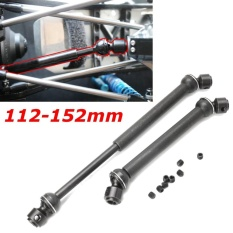 Heavy Duty Steel Drive Shaft 2Pcs Pair For Axial Scx10 Wraith Rc Crawler Trucks Intl Price Comparison
