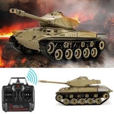 Buy Heng Long 3839 1 2 4G 1 16 Us M41A3 Walker Bulldog Light Tank Rc Battle Tank Intl