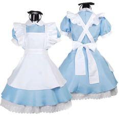 Buy Hetu Maid Costume Alice In Wonderland Maids Outfit Fancy Dress Cosplay Intl On China