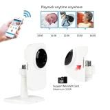Price Hetu Wireless 720P Hd Monitor Indoor Home Security Baby Pet Old People Wifi Camera Intl Oem Original