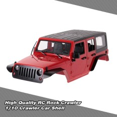 Discounted High Quality Rc Rock Crawler 1 10 Crawler Car Shell For Axial Scx10 Rc4Wd D90 D110 Hard Plastic Wheelbase 313 Mm Intl