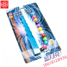 New Seven Color Flower Magnetic With Magnetic Pinball Magnet