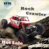 Review Hot Sale Hb P1801 2 4Ghz 1 18 Scale Rc Rock Crawler 4Wd Off Road Race Truck Toy High Speed Remote Control Car Kid Gift Intl Oem On China