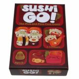 Sales Price Hot Sushi Go Card Game Full English Version Board Game High Quality Suitable For The Children And Family Game Intl