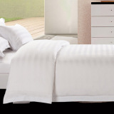 Hotel Bed Supplies Cotton White Home Quilt Lower Price